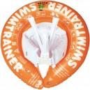 Plávacie koleso Swimtrainer oranžový 15 - 30 kg